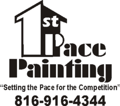 1st Pace Painting Logo