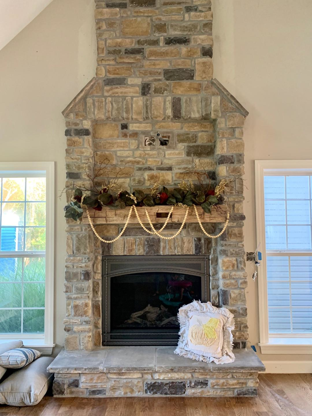 fireplace renovation kansas city